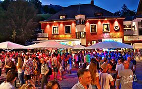 Sommernacht in St. Wolfgang