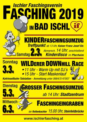Faschingsfinale 2019 in Bad Ischl