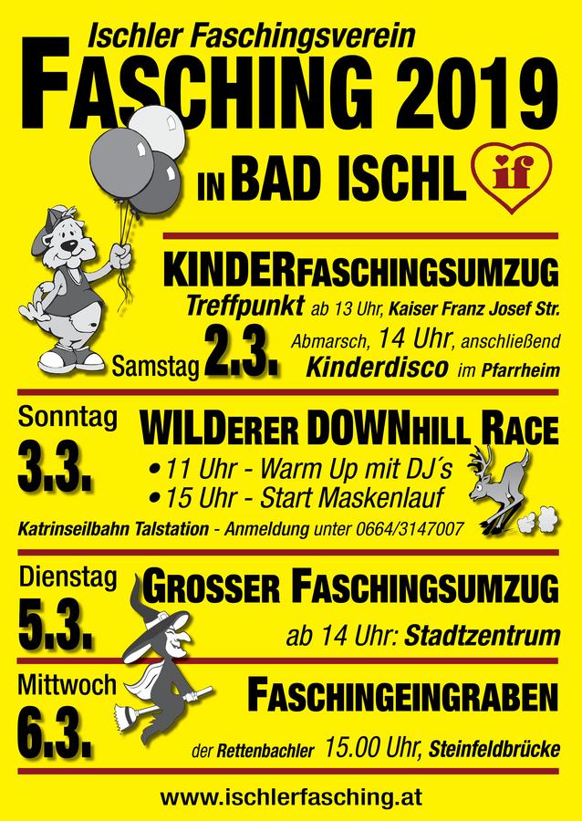 Fasching In Bad Ischl 2019
