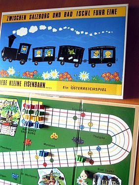 Exklusiv erhältlich im Museum der Stadt Bad Ischl Preis € 28,-