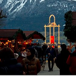 Advent in St. Wolfgang