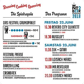 2.StreetBeer-Festival 22.6 & 23.6.2018